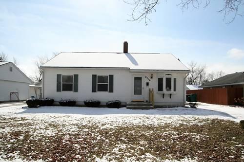 2516 Inwood, Joliet, IL 60435
