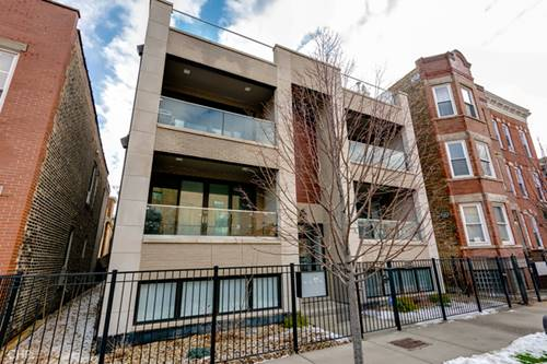 1621 W Superior Unit 2W, Chicago, IL 60622 Noble Square