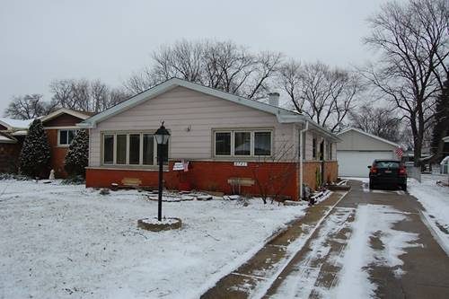 8741 S 55th, Oak Lawn, IL 60453
