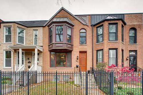 1816 W Newport, Chicago, IL 60657 Roscoe Village