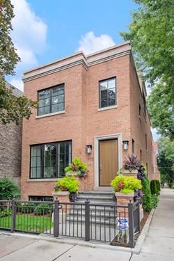 1925 W Dickens, Chicago, IL 60614 Bucktown