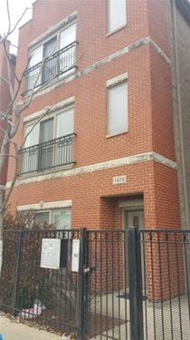 3438 N Harlem Unit 2, Chicago, IL 60634 Belmont Heights