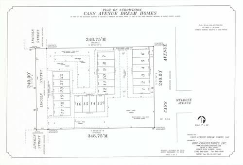 414 N Cass, Westmont, IL 60559