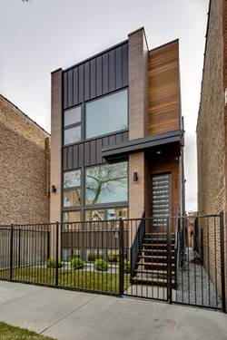 1307 N Bell, Chicago, IL 60622 Wicker Park