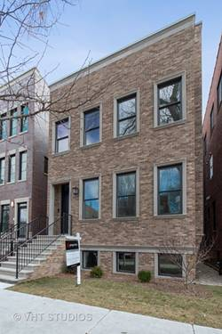 3911 N Janssen, Chicago, IL 60613 Lakeview