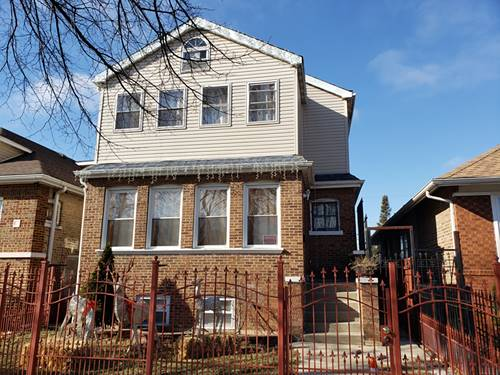 5710 S Troy, Chicago, IL 60629 Gage Park