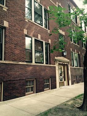 1940 W Berenice Unit 3, Chicago, IL 60613 North Center