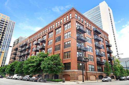 520 W Huron Unit 106, Chicago, IL 60654 River North