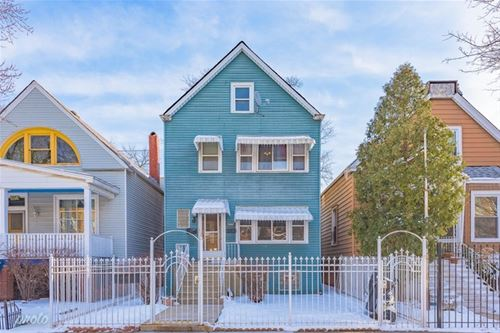 2449 N Lawndale, Chicago, IL 60647 Logan Square