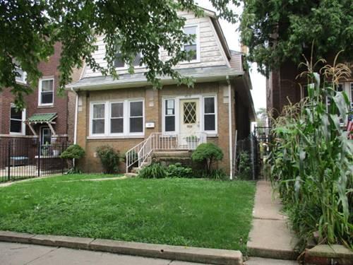 4819 W George, Chicago, IL 60641 Belmont Cragin