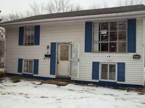 40 N Cedar, Glenwood, IL 60425