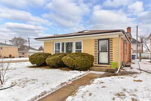 5752 W 89th, Oak Lawn, IL 60453
