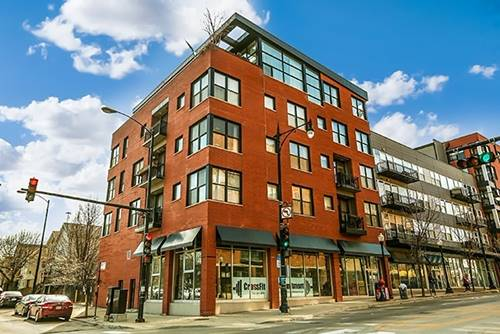 1601 S Halsted Unit 205, Chicago, IL 60608