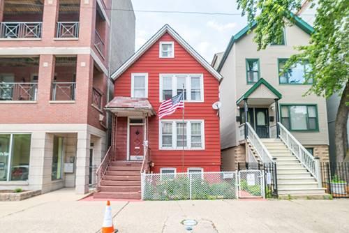 1810 W Belmont, Chicago, IL 60657 Roscoe Village