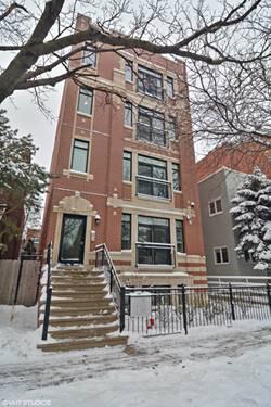 1827 N Larrabee Unit 3, Chicago, IL 60614 Lincoln Park