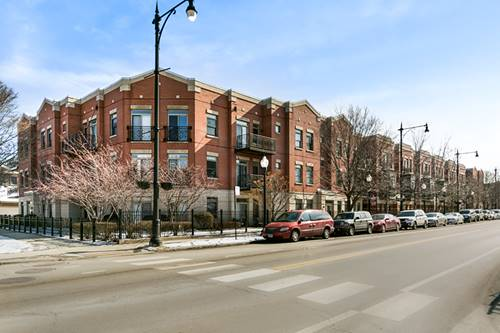1407 S Halsted Unit 2A, Chicago, IL 60607