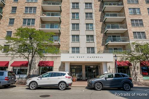200 W Campbell Unit 408, Arlington Heights, IL 60005