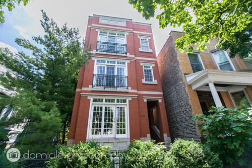 3131 N Seminary Unit 2, Chicago, IL 60657 Lakeview