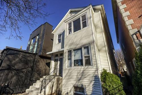 2524 W Palmer Unit 1R, Chicago, IL 60647 Logan Square