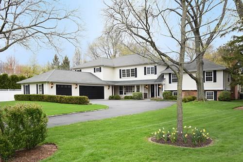 915 Pine Tree, Winnetka, IL 60093