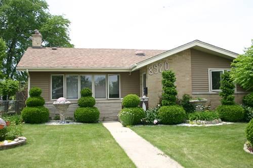 8920 Osceola, Morton Grove, IL 60053