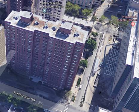 2909 N Sheridan Unit 1502, Chicago, IL 60657 Lakeview