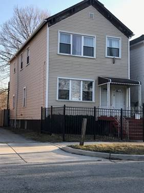 515 W 40th, Chicago, IL 60609 Canaryville