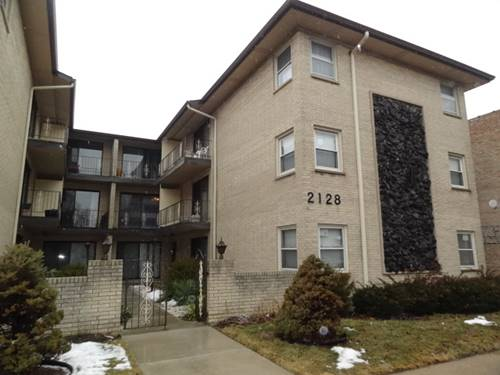 2128 N Harlem Unit 2W, Elmwood Park, IL 60707