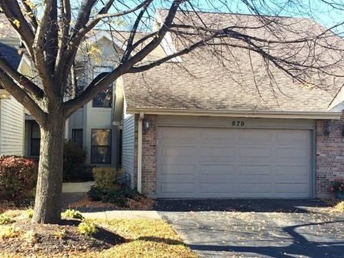 870 N Auburn Woods, Palatine, IL 60067