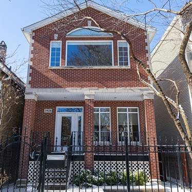 3928 N Hermitage, Chicago, IL 60613 West Lakeview