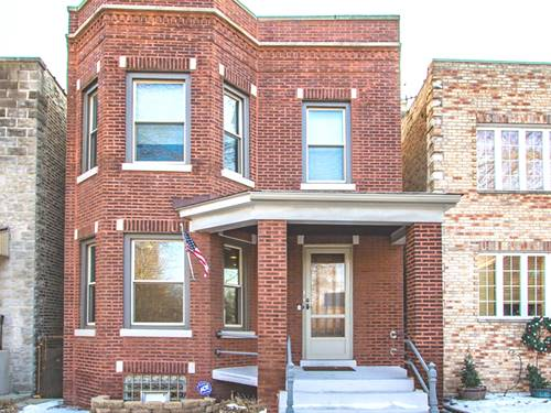 3327 S Racine, Chicago, IL 60608 Bridgeport
