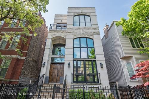 1111 W Wrightwood, Chicago, IL 60614 West Lincoln Park