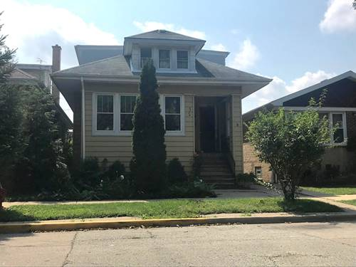 5224 N Larned, Chicago, IL 60630