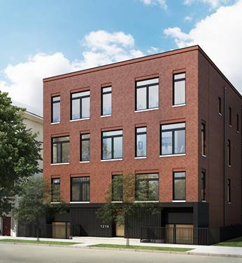 1216 W Huron Unit 102, Chicago, IL 60642 Noble Square