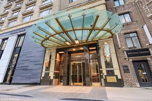 800 N Michigan Unit 3001, Chicago, IL 60611 Gold Coast