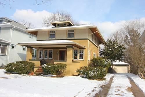 718 N Elmwood, Oak Park, IL 60302