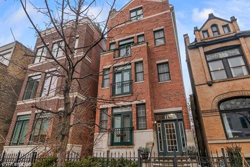 1152 W Wrightwood Unit 1, Chicago, IL 60614 Lincoln Park