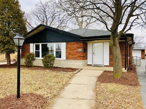 4528 W 102nd, Oak Lawn, IL 60453