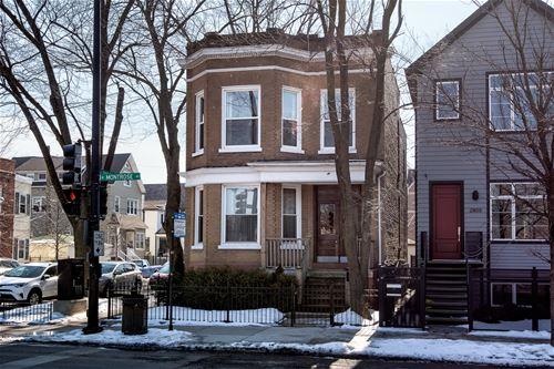 2301 W Montrose, Chicago, IL 60618 Northcenter