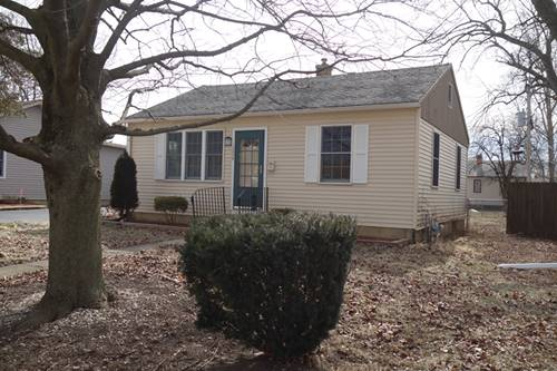 1224 Roosevelt, Joliet, IL 60435