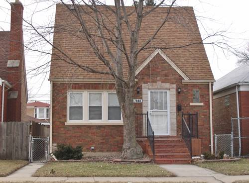 7948 S Talman, Chicago, IL 60652