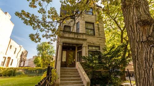 4559 S Ellis, Chicago, IL 60653 Kenwood