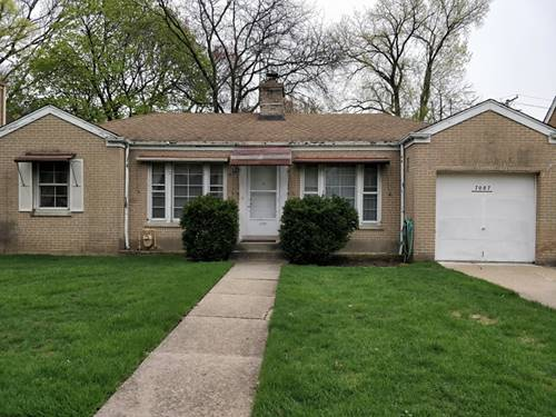 7087 N Mcalpin, Chicago, IL 60646 Edgebrook