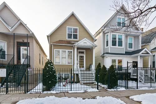 1744 N Sawyer, Chicago, IL 60647