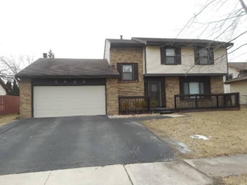 4639 Farmington, Richton Park, IL 60471