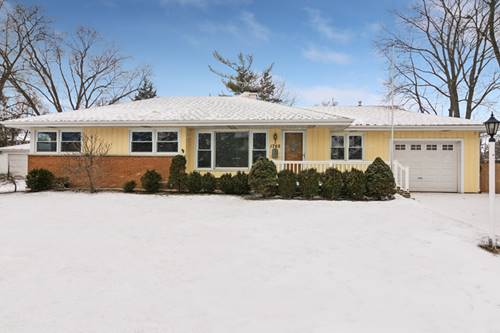 1768 Central, Northbrook, IL 60062