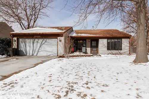 20200 S Rosewood, Frankfort, IL 60423