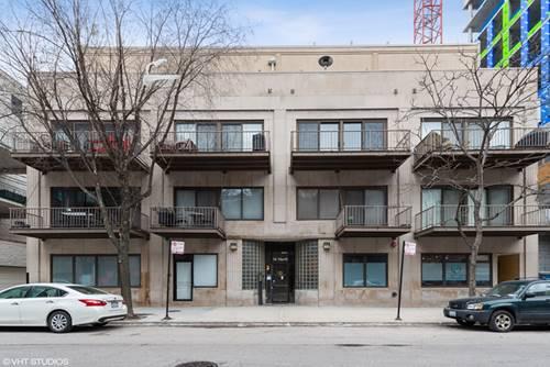 14 N Sangamon Unit 310, Chicago, IL 60607 West Loop