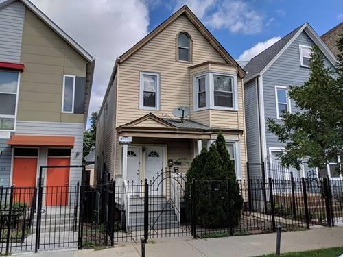 3572 W Dickens, Chicago, IL 60647 Logan Square
