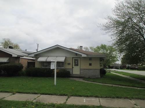 14249 Kenwood, Dolton, IL 60419
